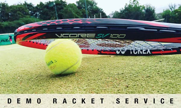 Withers Demo Rackets