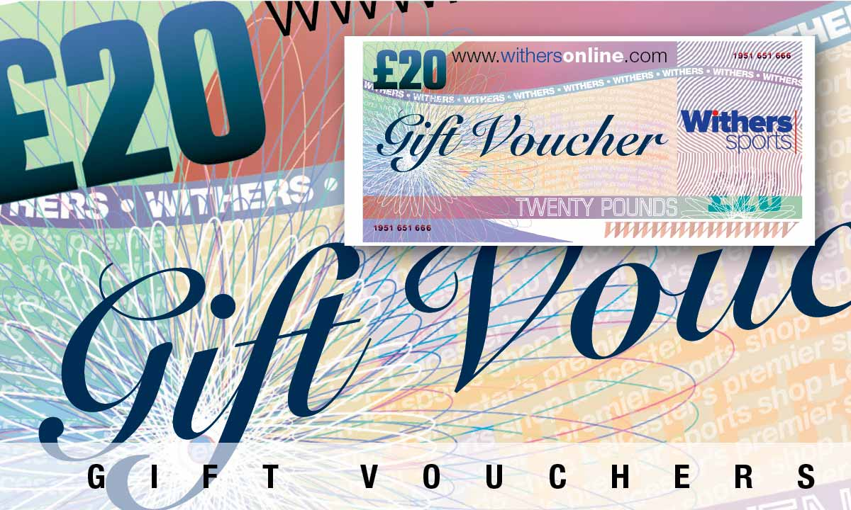 Withers Sports Gift Vouchers