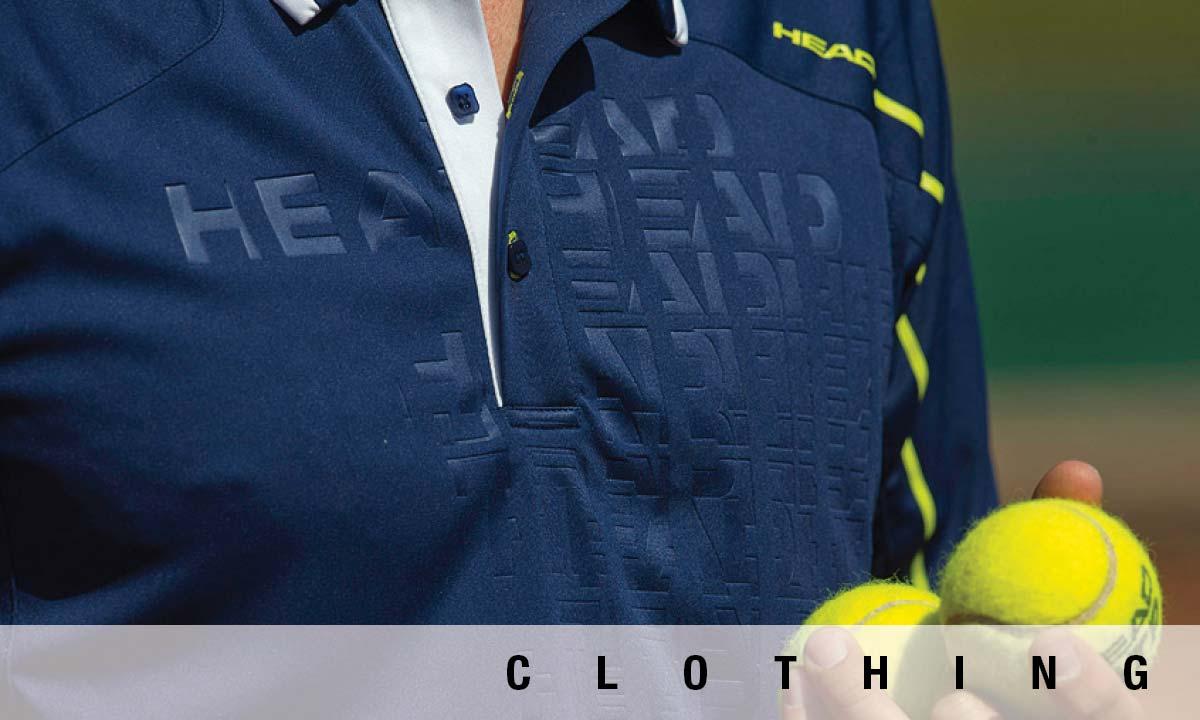 Head Tennis Clothing