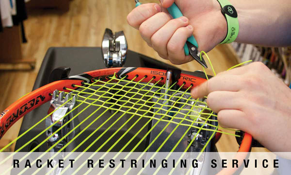 Withers Racket Restringing Service