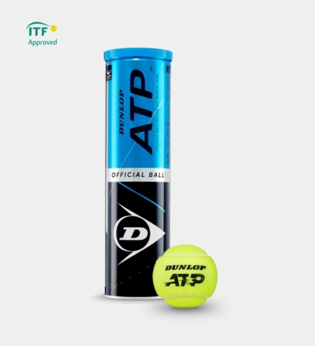 Dunlop ATP Tennis Balls