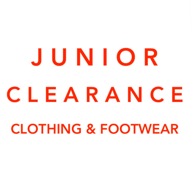 Junior clearance