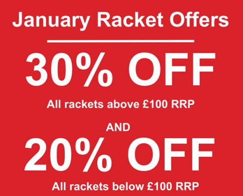 Withers Sports January Offer