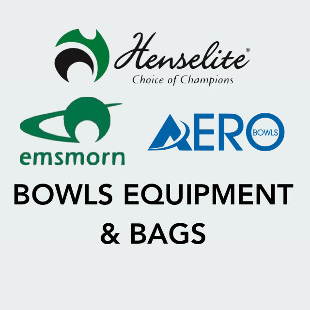 Bowls Equipment & Bags