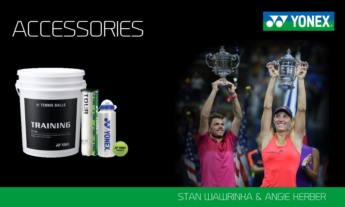 Yonex Tennis Accessories