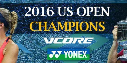 Yonex @ The US Open 2016