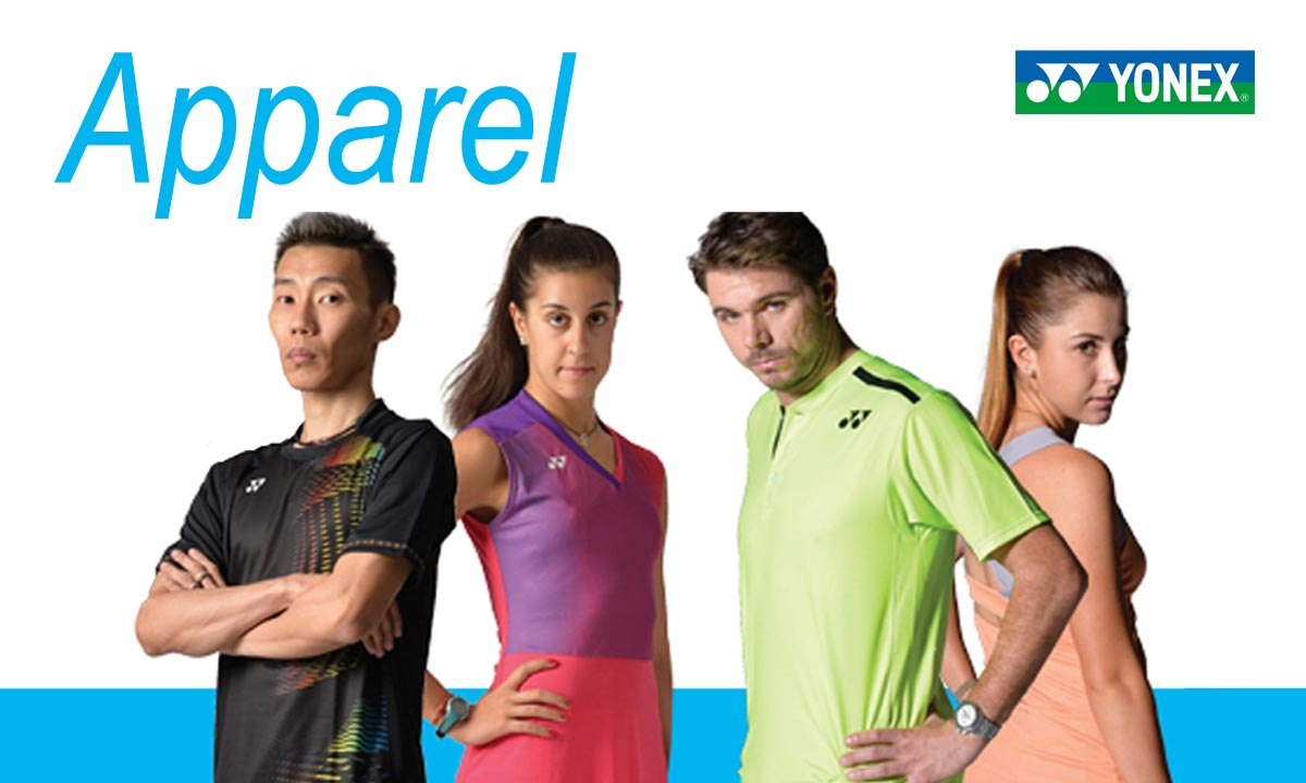 Yonex Tennis Clothing