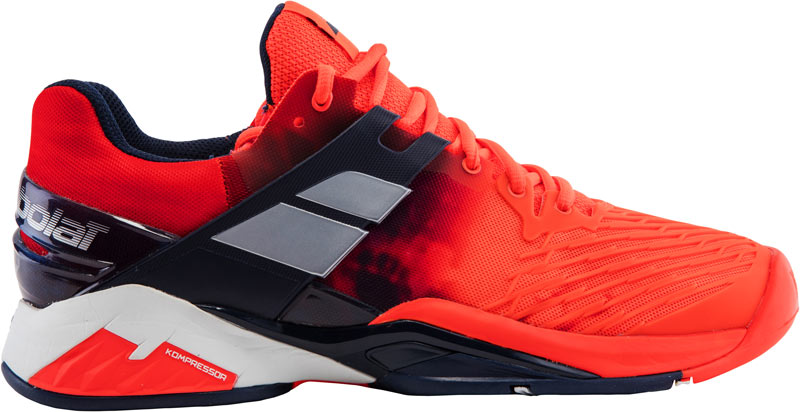 Babolat PROPULSE All court men Orange Fluo Anthracite