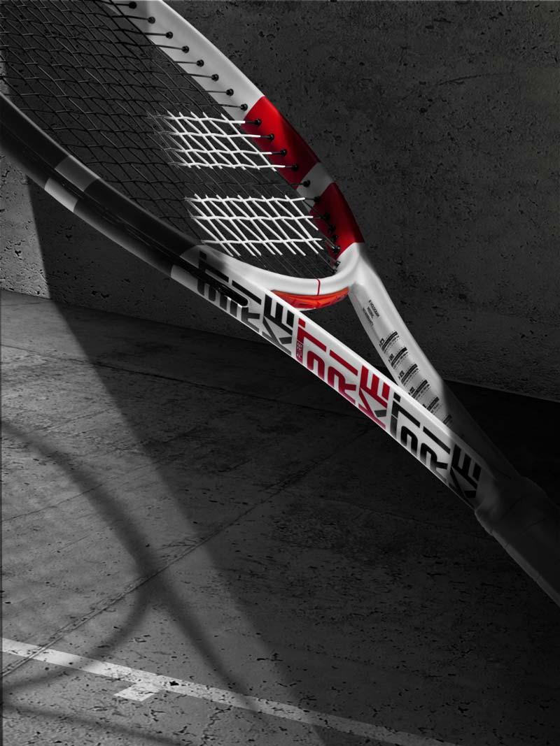 Babolat Pure Strike tennis racket