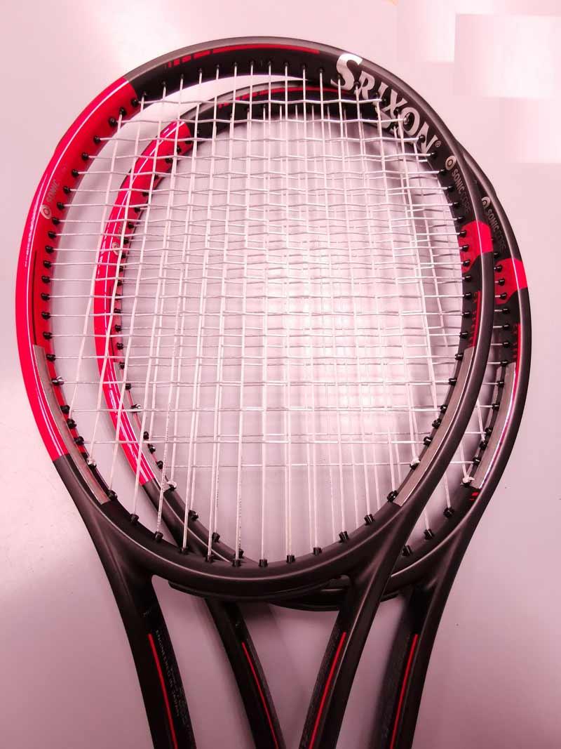 2 Dunlop rackets