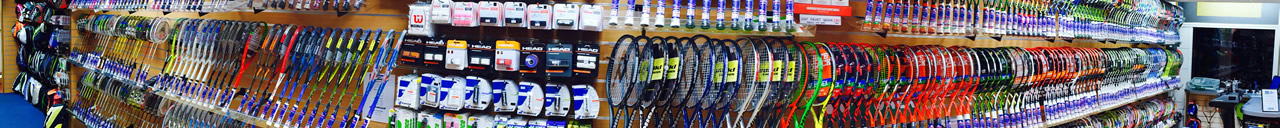 Withers Racket Wall
