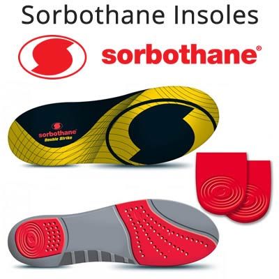 Sorbothane Insoles