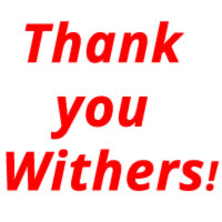 Thank You Withers