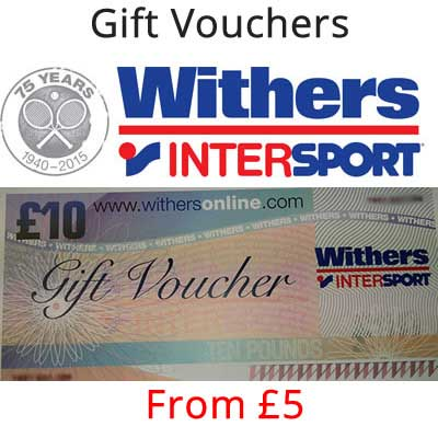 Withers Gift Vouchers